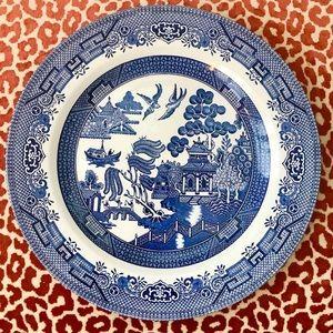 Vintage Churchill England Dinner Plate EUC